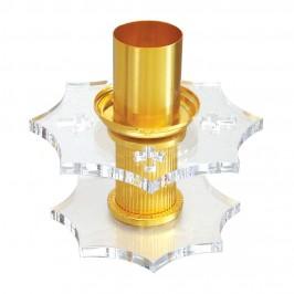 Candeliere in Plexiglass