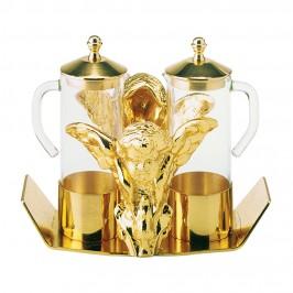Ampolle Acqua e Vino da Messa