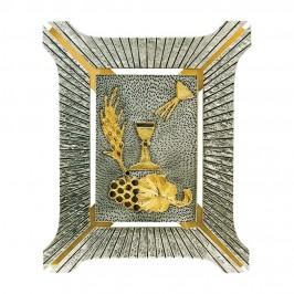 Tabernacolo con Simboli Eucaristici