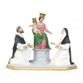 Statua Madonna di Pompei...