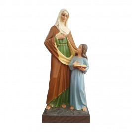 Statua Sant'Anna con Maria...