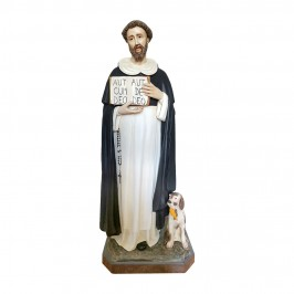 Statua San Domenico Guzman