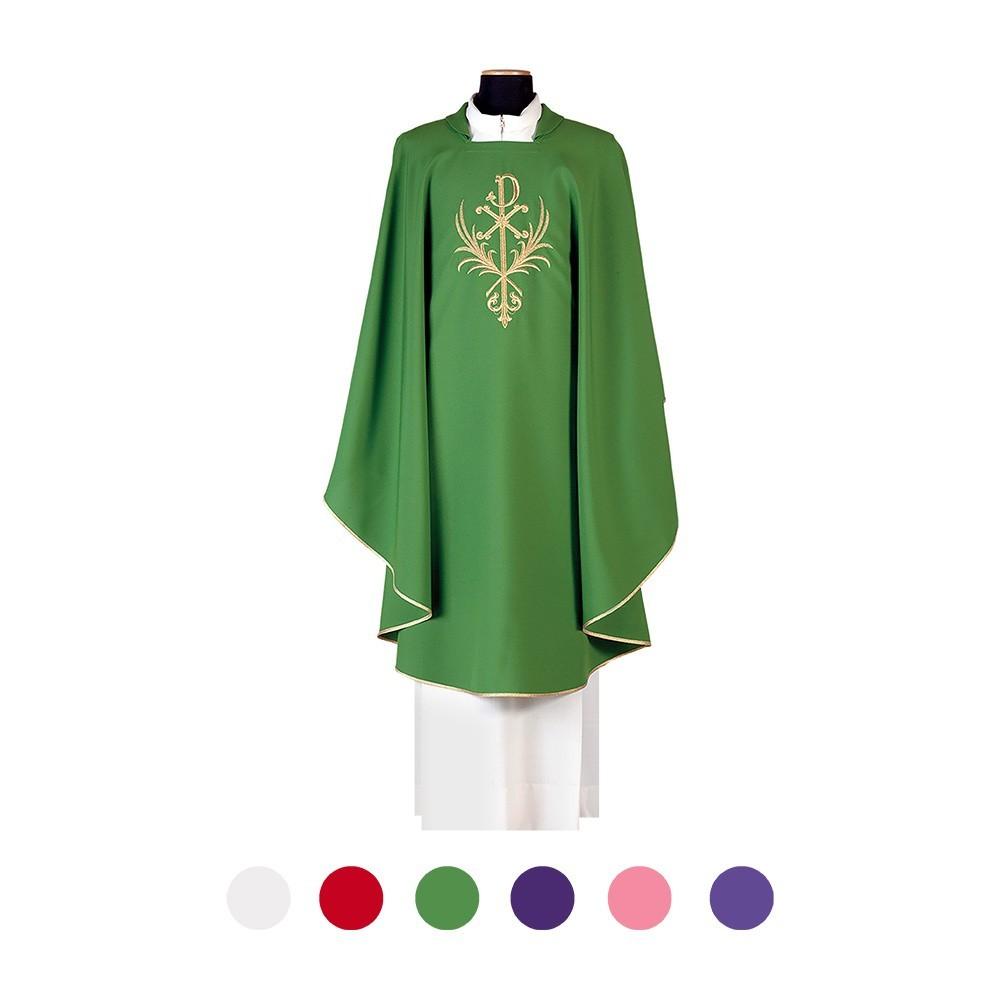 Casula Liturgica con Ricamo