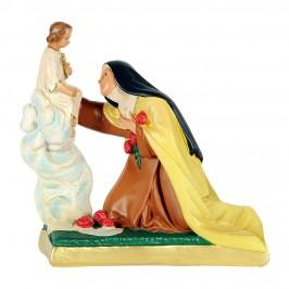 Statua Apparizione a Santa...