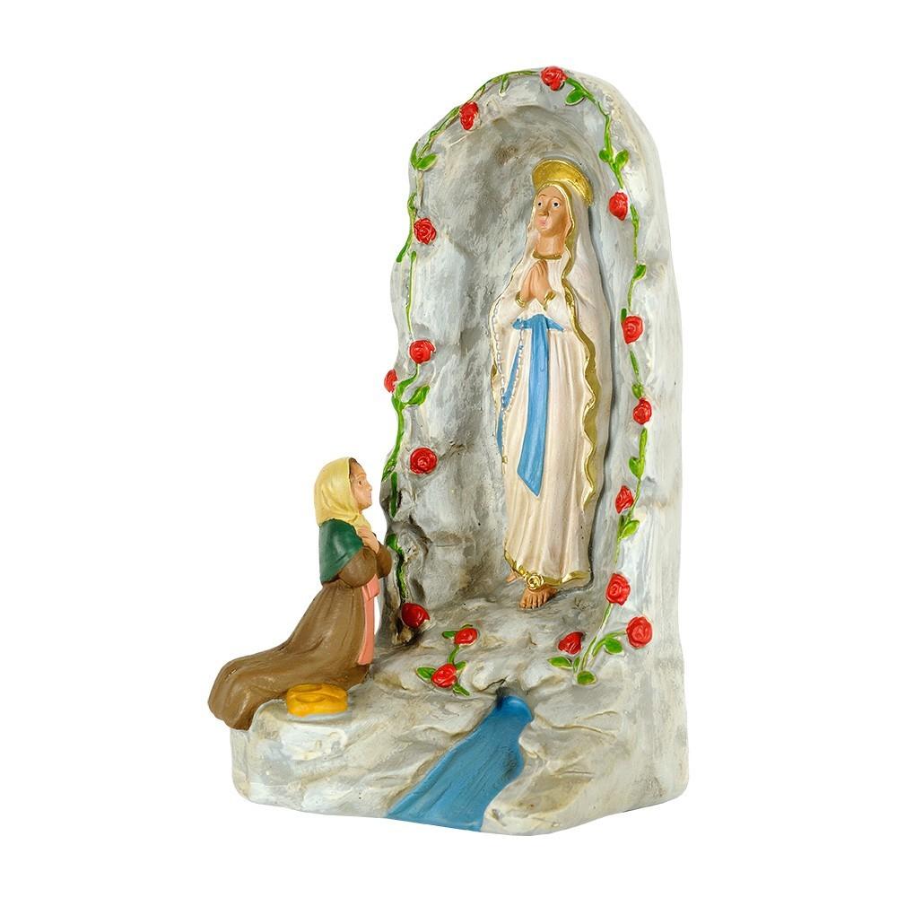 Statua Grotta di Lourdes
