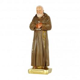 Statua San Pio in Gesso