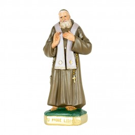 Statua Padre Leopoldo in Gesso