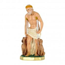 Statua San Lazzaro in Gesso