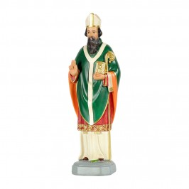 Statua San Patric in Gesso