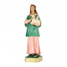 Statua Sant'Agnese in Gesso