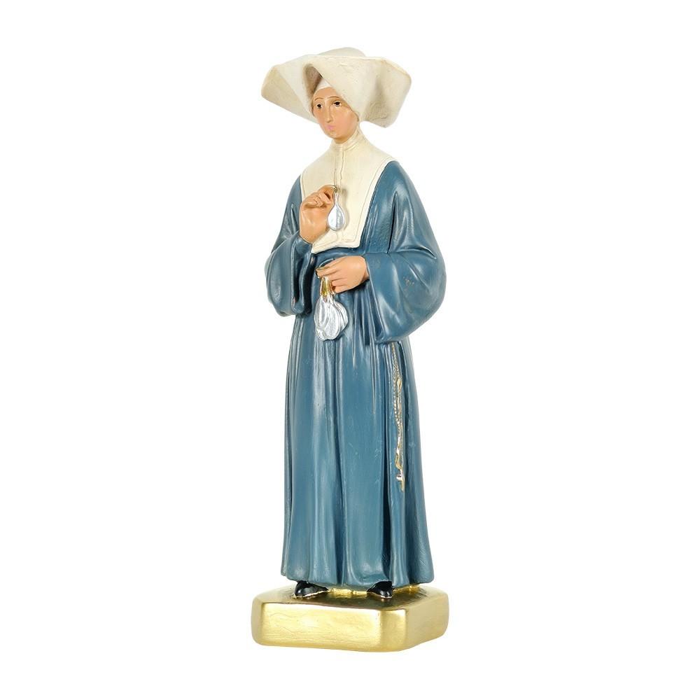 Statua Santa Caterina Labourè in Gesso
