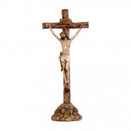Croce con Base in Resina