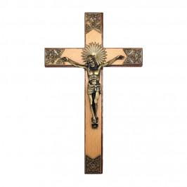 Croce in Legno h 22 cm