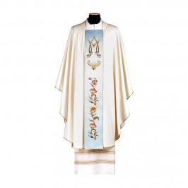 Casula Liturgica Mariana