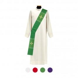 Stola Diaconale Rigata