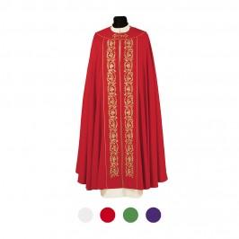 Piviale Liturgico con Ricami