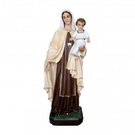 Statua Madonna del Carmine...