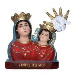 Statua Madonna dell'Arco h...