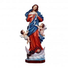 Statua Maria che Scioglie i...