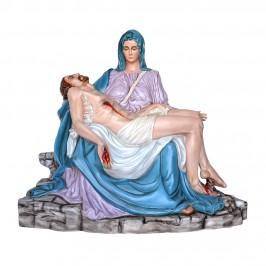 Statua Pietà in Vetroresina