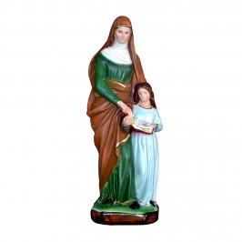Statua Sant'Anna in Resina