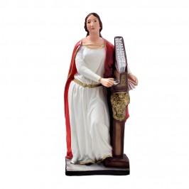 Statua Santa Cecilia alta...