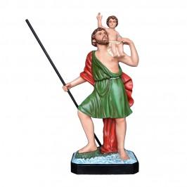 Statua San Cristoforo in...