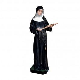 Statua Santa Rita alta 100 cm