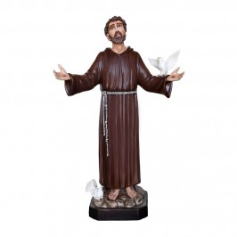 Statua San Francesco in...