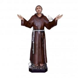 Statua San Francesco alta...
