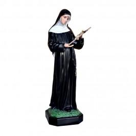Statua Santa Rita alta 80 cm