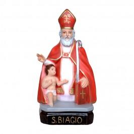 Statua San Biagio in Resina