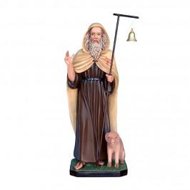 Statua Sant'Antonio Abate alta 130 cm