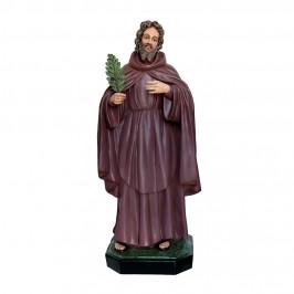 Statua San Ciro in Vetroresina h 110 cm