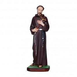 Statua San Francesco d'Assisi h 30 cm