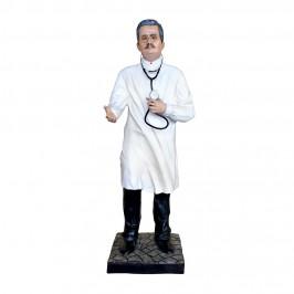 Statua San Giuseppe Moscati...