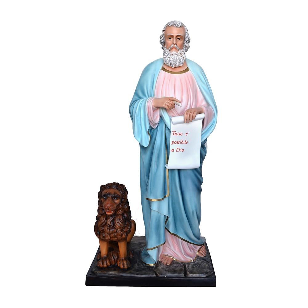 Statua San Marco Evangelista in Vetroresina