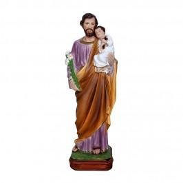 Statua San Giuseppe alta 50 cm