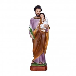 Statua San Giuseppe alta 40 cm