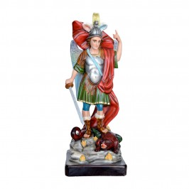 Statua San Michele in Vetroresina