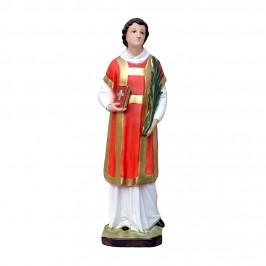 Statua San Lorenzo alta 45 cm