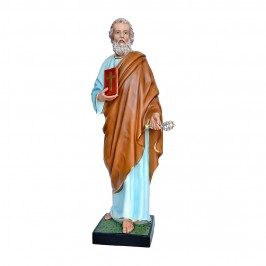 Statua San Pietro alta 155 cm