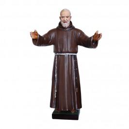 Statua San Pio in Resina h...