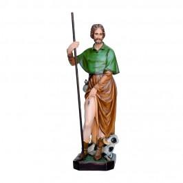 Statua San Rocco da 100 cm...