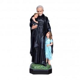 Statua San Vincenzo de Paoli 110 cm