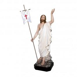 Statua Gesù Risorto alta 85 cm