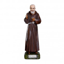 Statua San Pio alta 90 cm in Resina