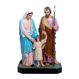 Statua Sacra Famiglia in...