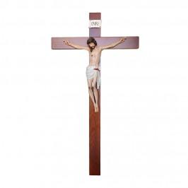 Croce in Legno e Cristo in...