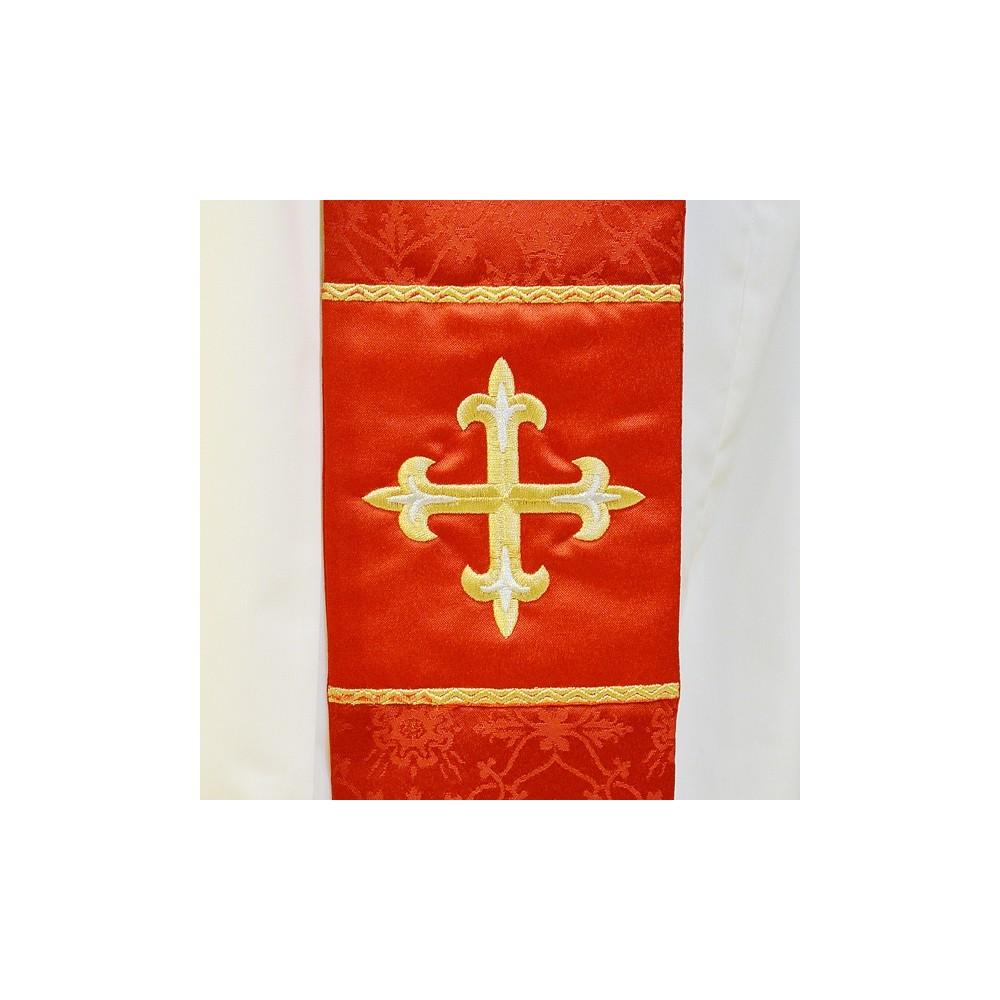 Stola Rossa per Sacerdote